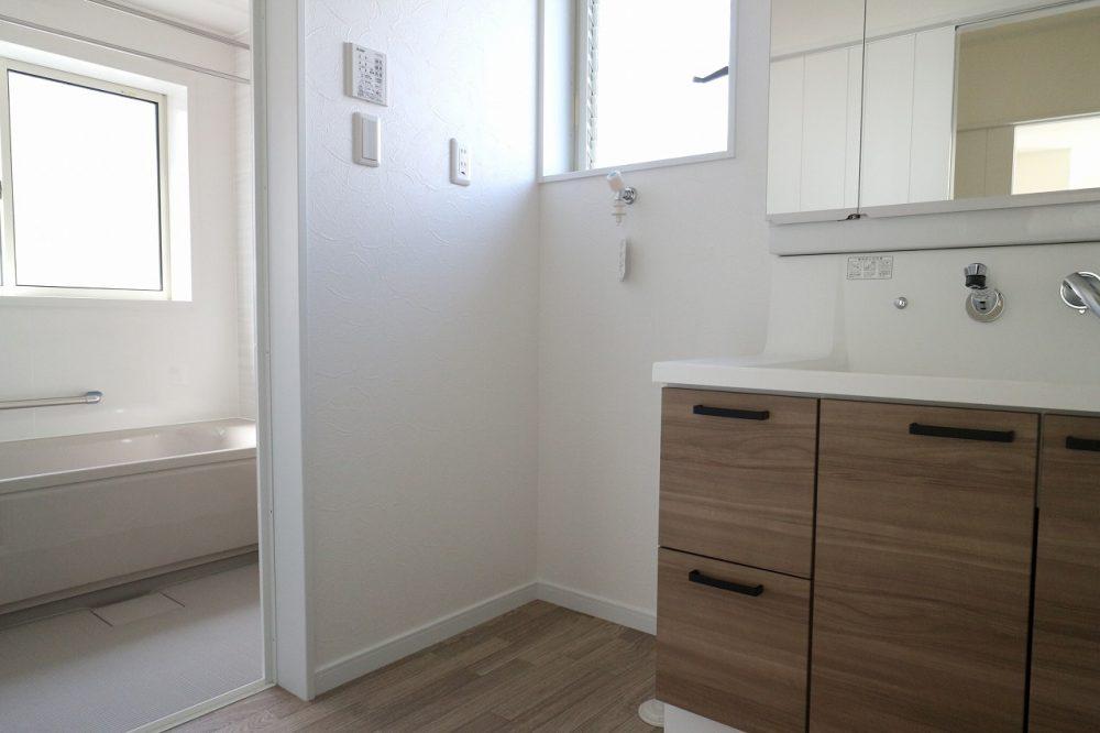 吉見Ⅱ期22号地 洗面・浴室