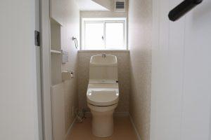 吉見Ⅱ期22号地 トイレ