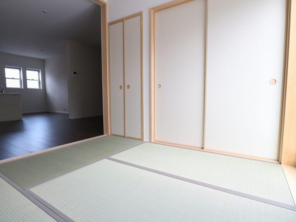 吉見Ⅱ期6号地 和室