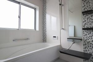 吉見Ⅱ期6号地 浴室