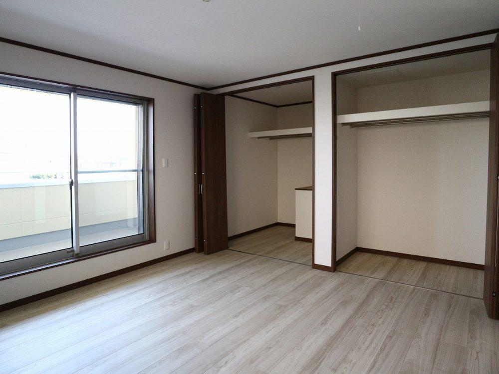 吉見Ⅱ期36号地 主寝室
