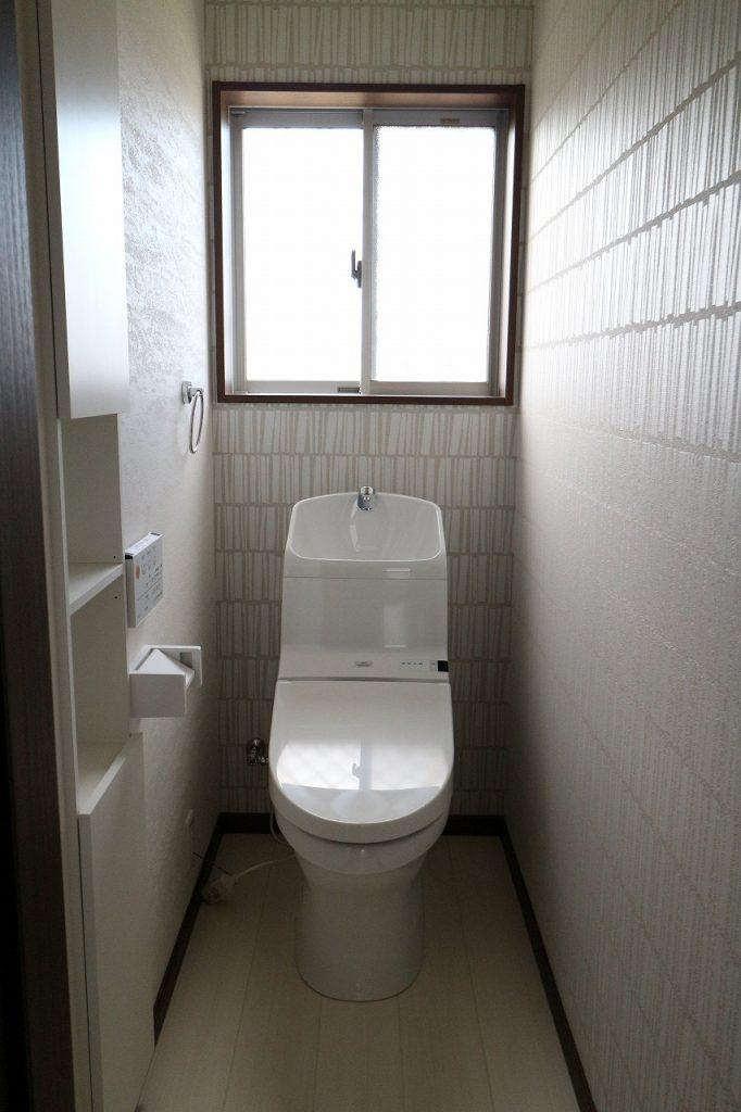 五門西3号地 トイレ