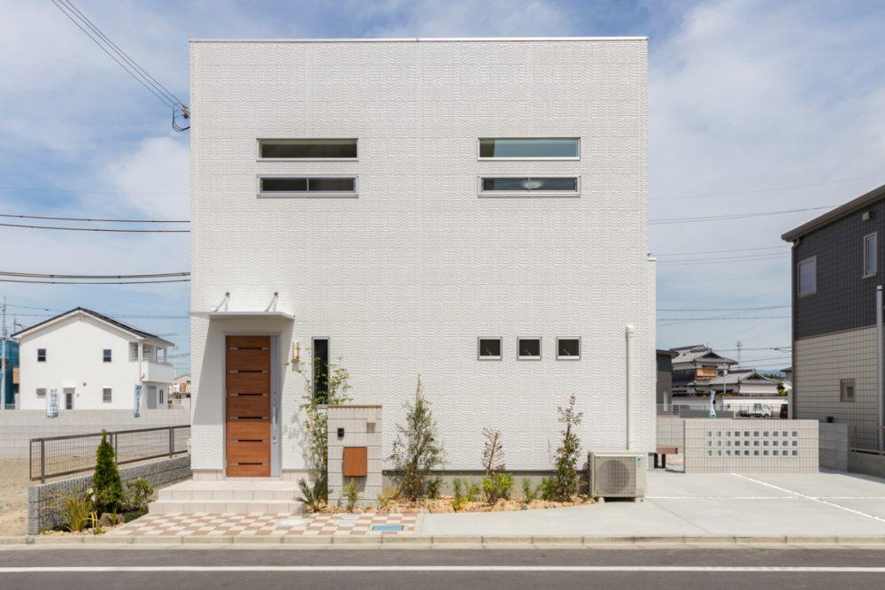 都会的な暮らしが叶う家