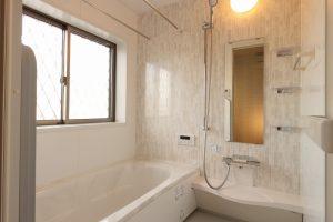 鳥取中Ⅰ期2号地 浴室