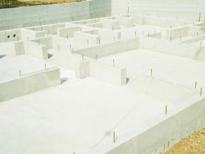 抜群の強度を誇るベタ基礎工事