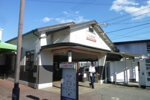 南海本線「羽倉崎駅」
