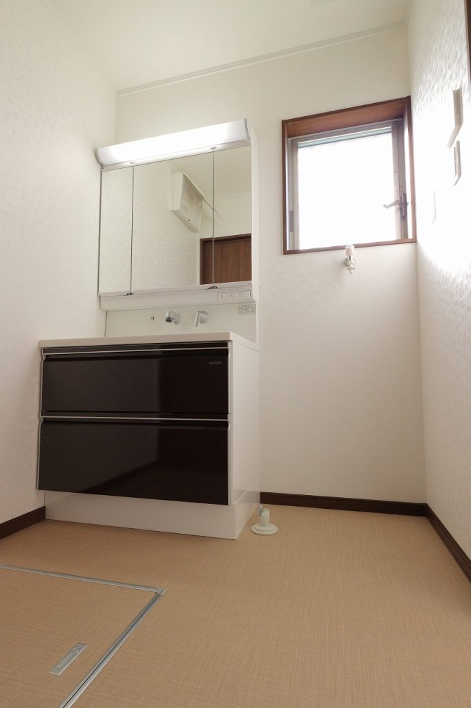 五門西5戸3号地 洗面室