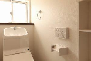 吉見Ⅱ期11号地 トイレ